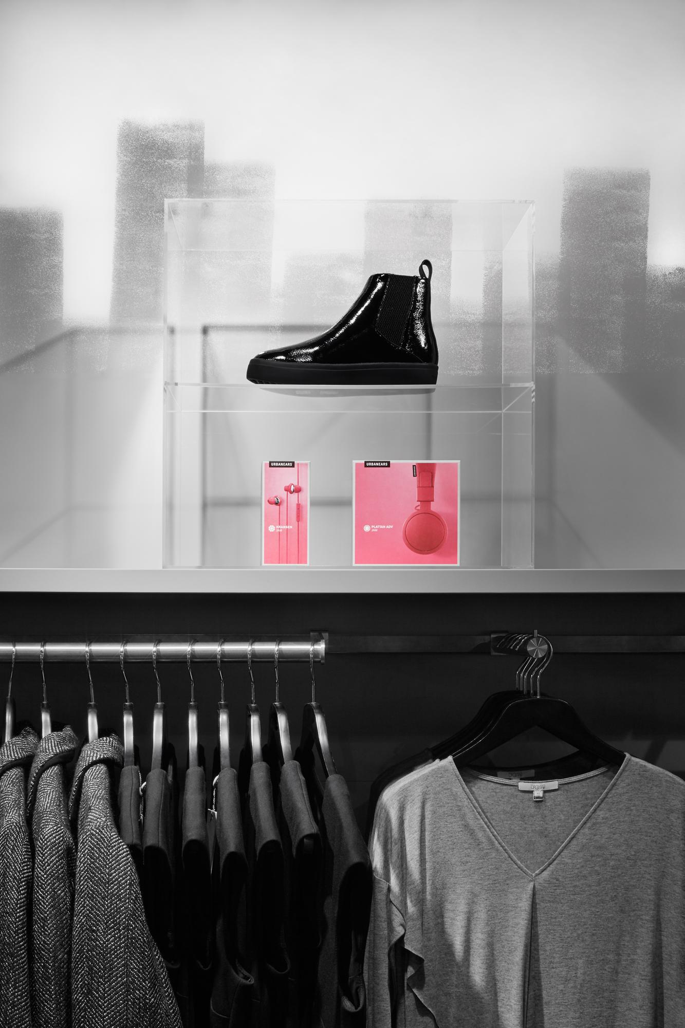Stockholm Blvd, Mood Linus Berglund; Code Concept