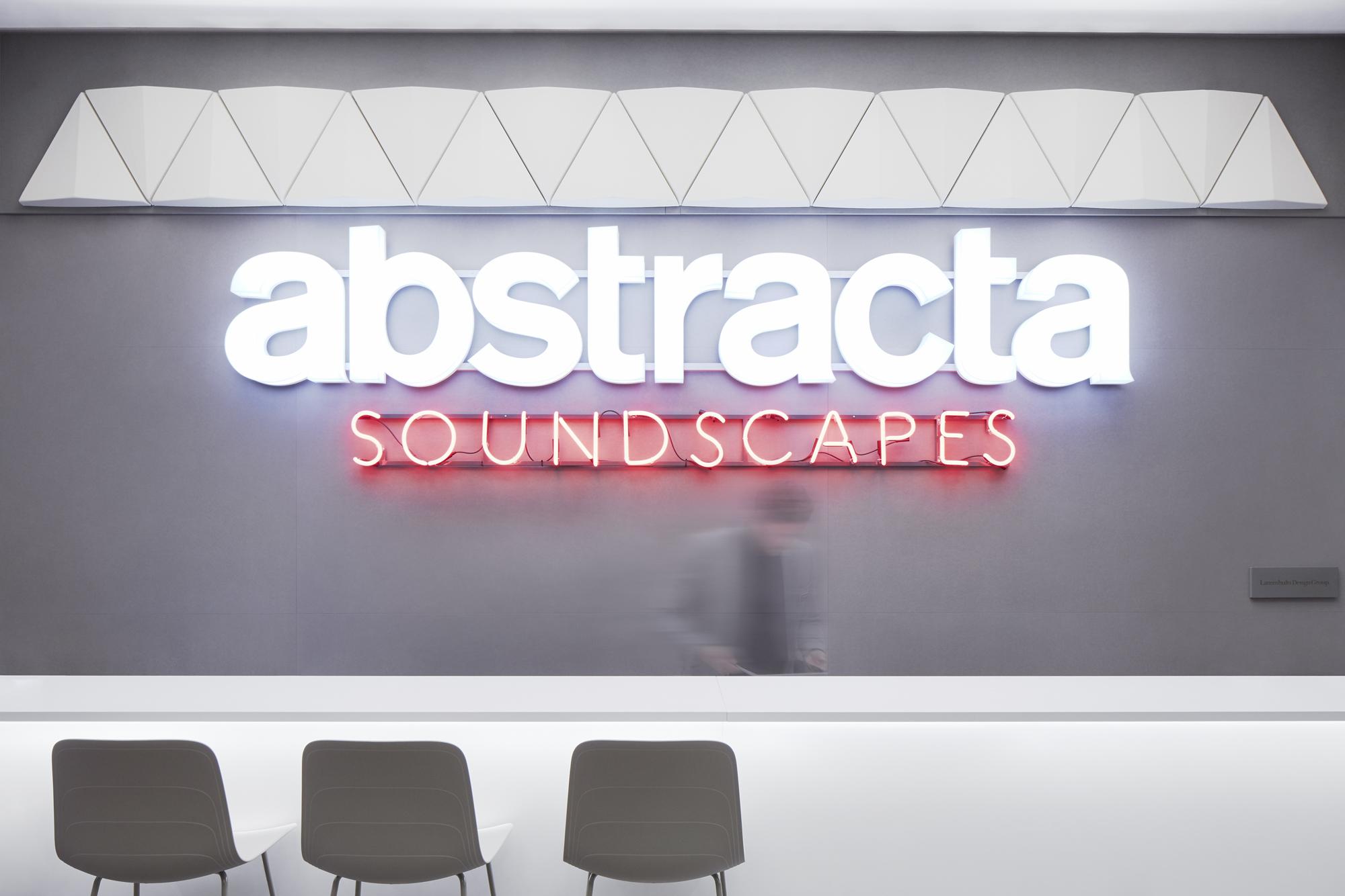 Abstracta Soundscape Stockholm Furniture Fair 2017 Linus Berglund; Code Concept
